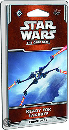 Star Wars The Card Game - Ready for Takeoff Force - Uitbreiding - Kaartspel