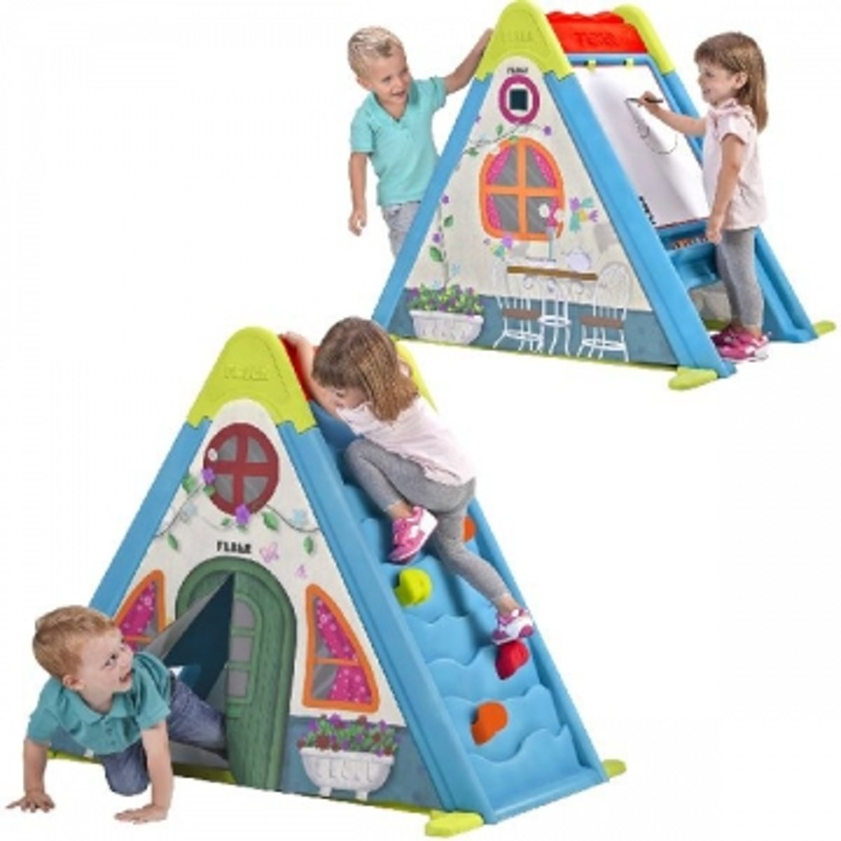 activity house 3in1 -