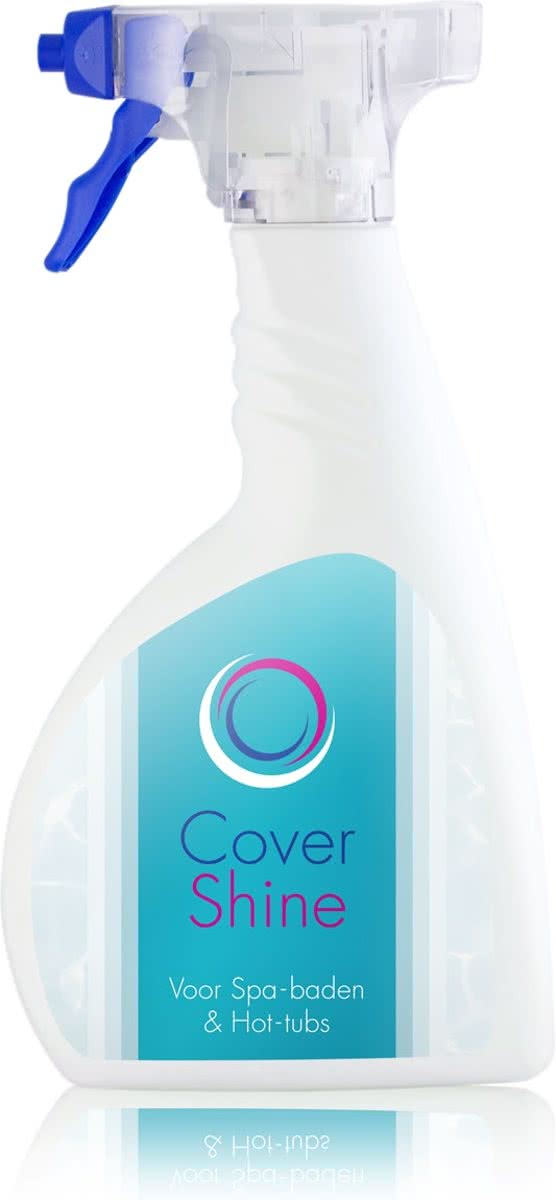 Spa Cover Shine spray