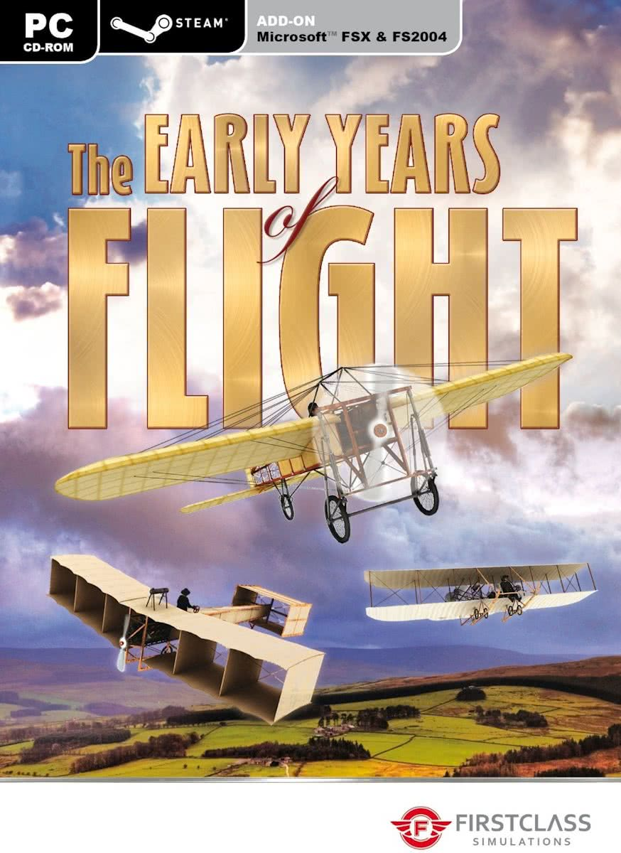 Early Years of Flight (Steam Edition) (FS X + FS 2004 Add-On) - Windows