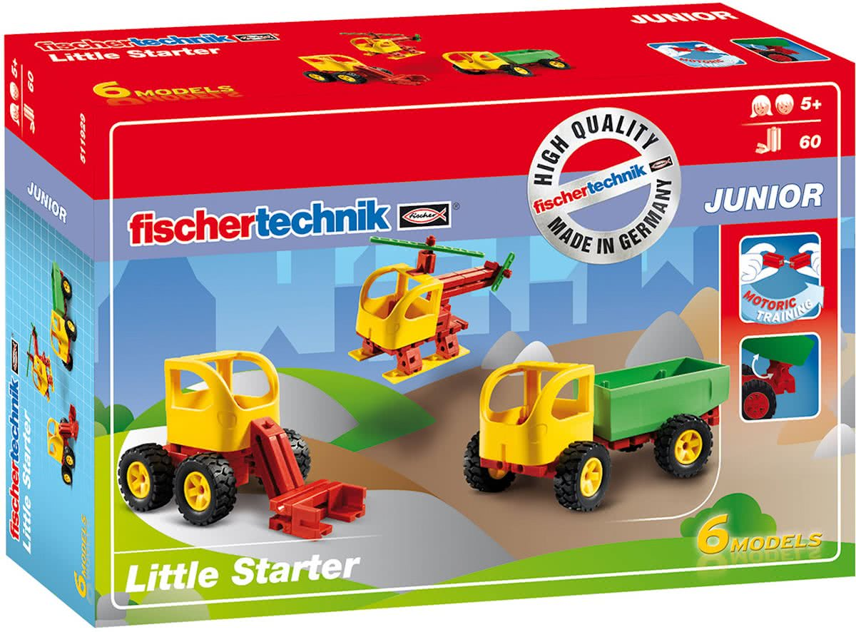Fischertechnik Junior Little Starter - Bouwset