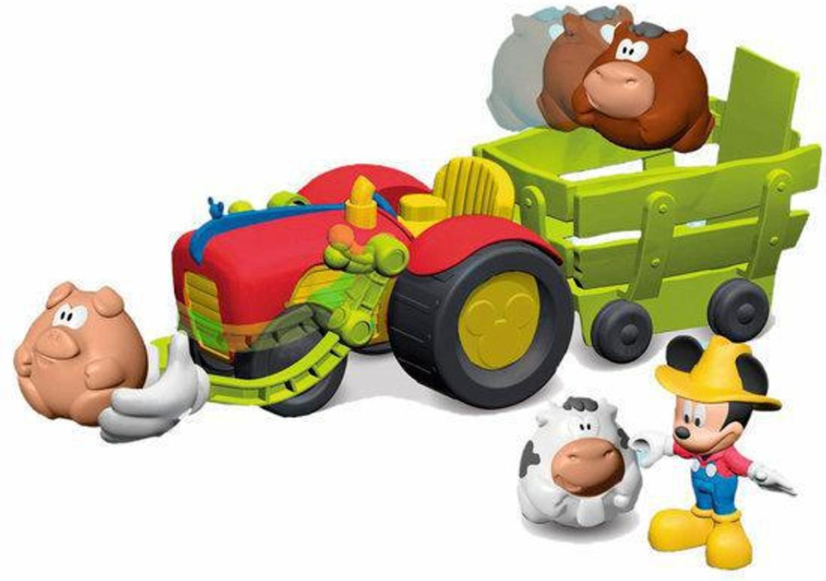Fisher-Price Mickeys Tractor