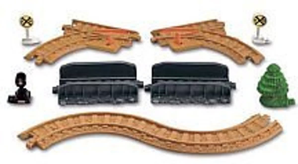 Fisher-Price Rail Track Pack