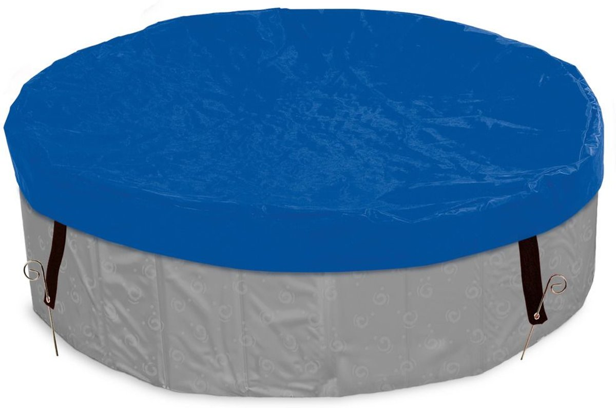 Doggy pool cover blue 160cm