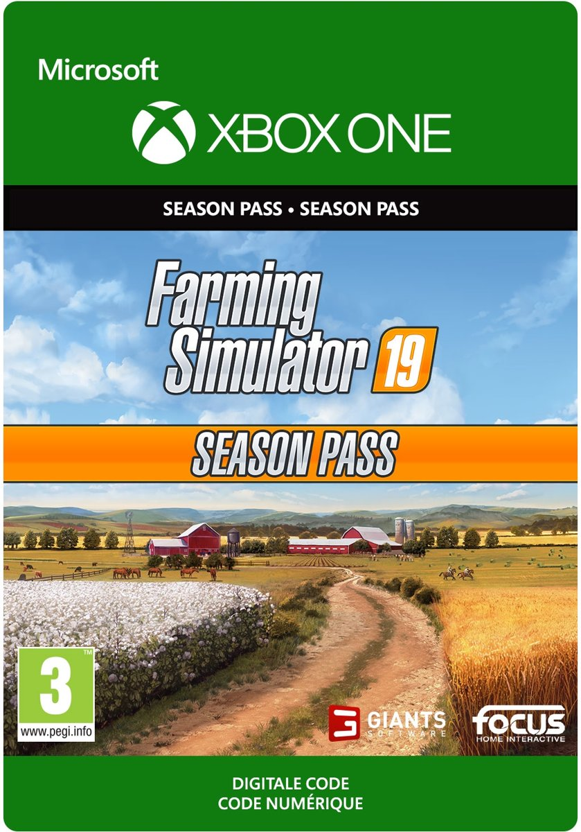 Farming Simulator 19: Season Pass - Xbox One Download