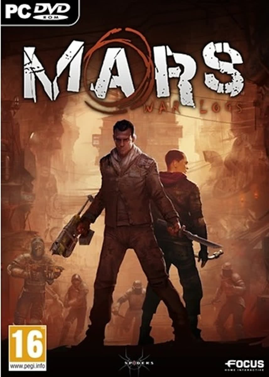 Mars: War Logs - Windows