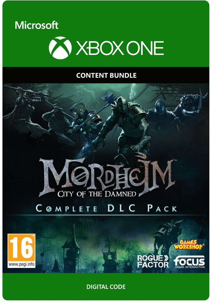 Mordheim: City of the Damned - Complete DLC Pack - Add-on - Xbox One download