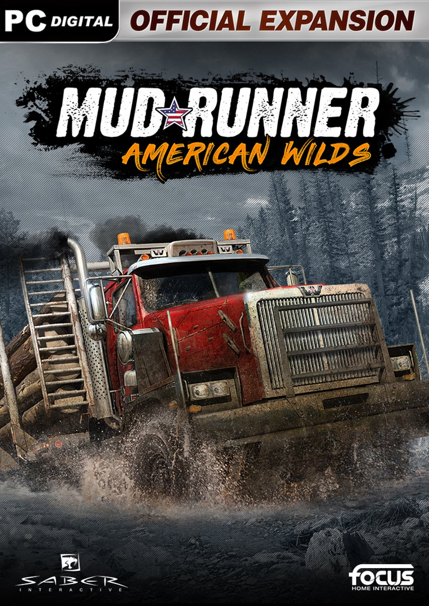 MudRunner - American Wilds - Add-On - Windows Download