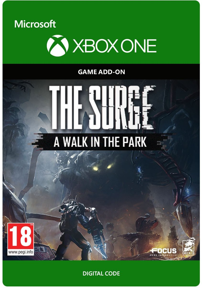 The Surge - A Walk in the Park - Add-On - Xbox One download