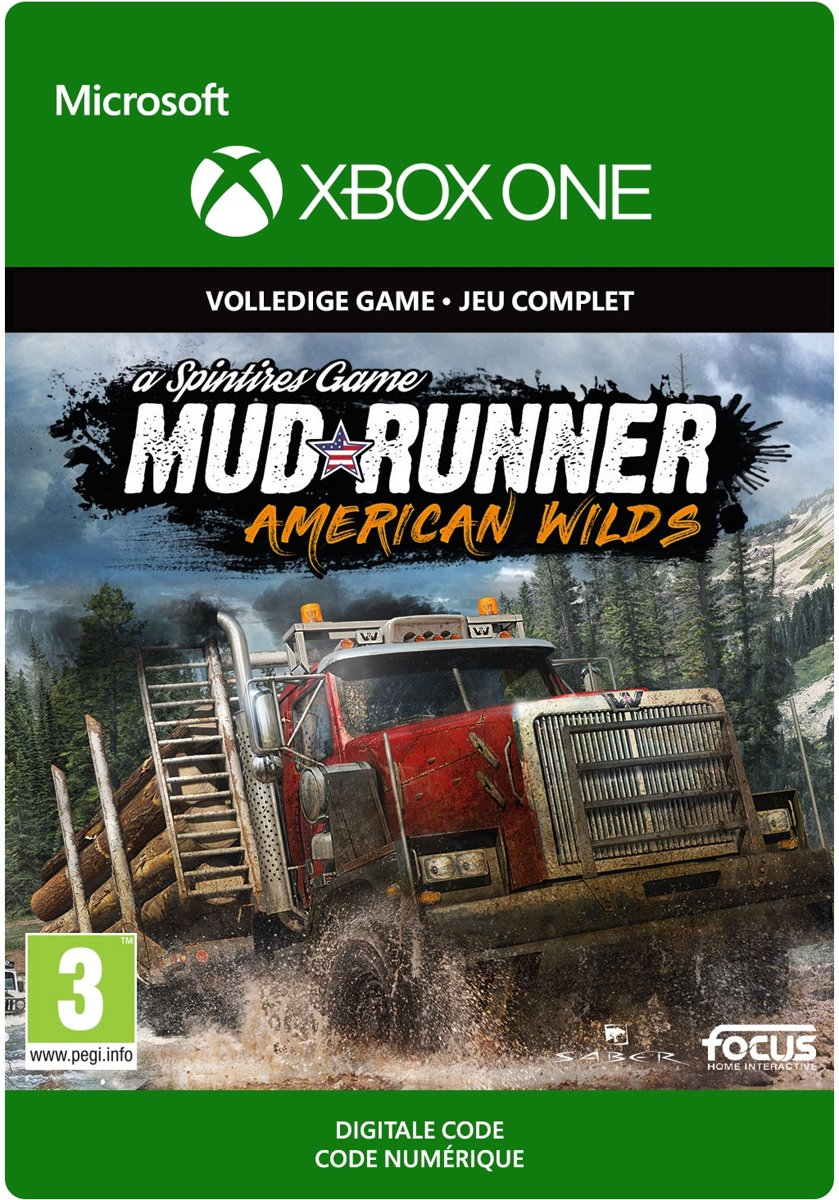 Spintires: MudRunner: American Wilds Edition - Xbox One Download