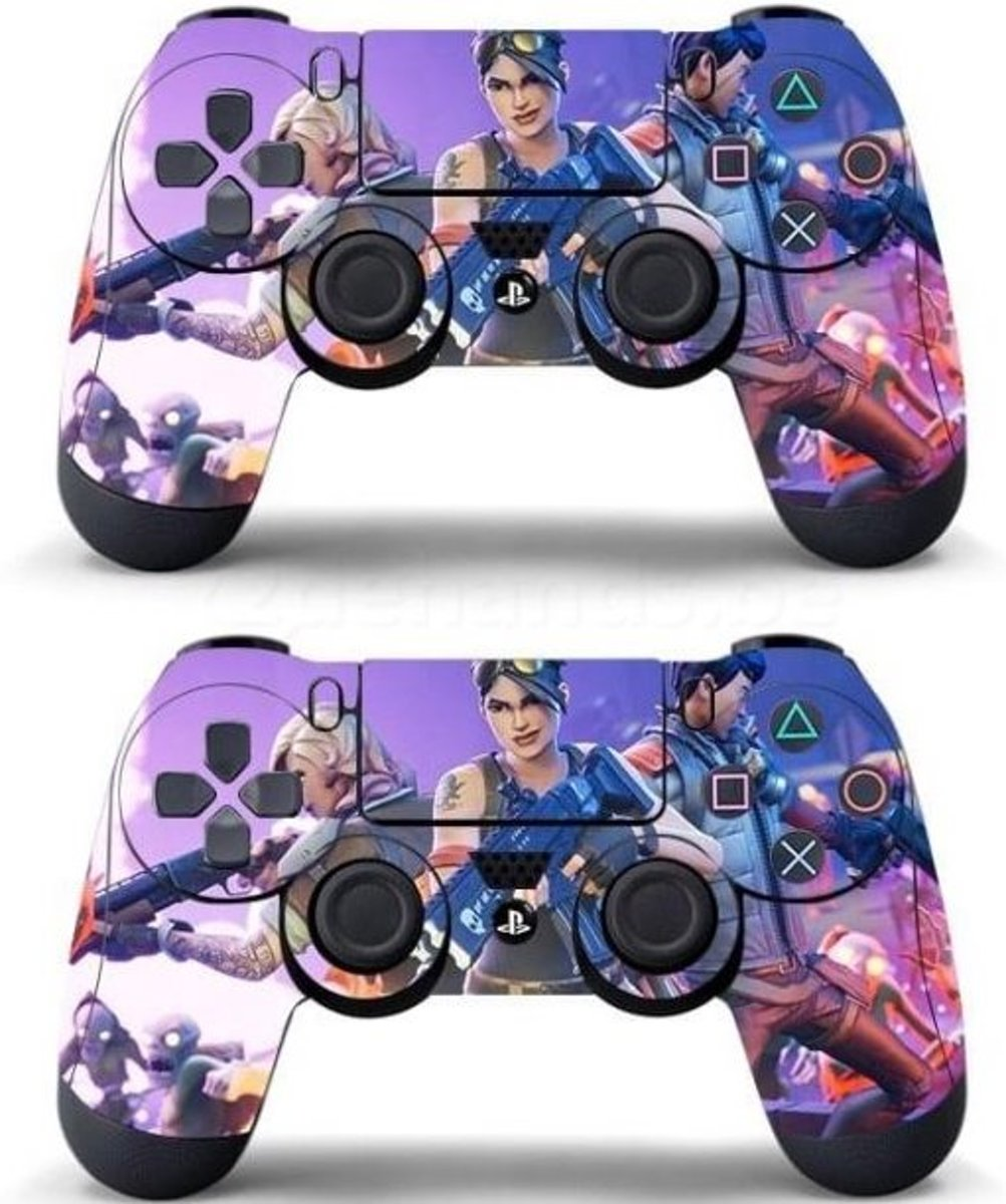 controller sticker Playstation 4