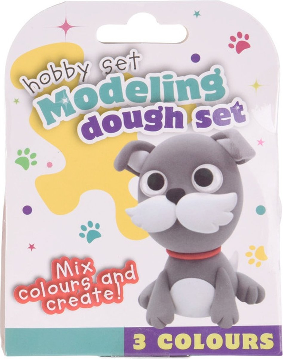 Free And Easy Kleiset Hond 3-delig Multicolor