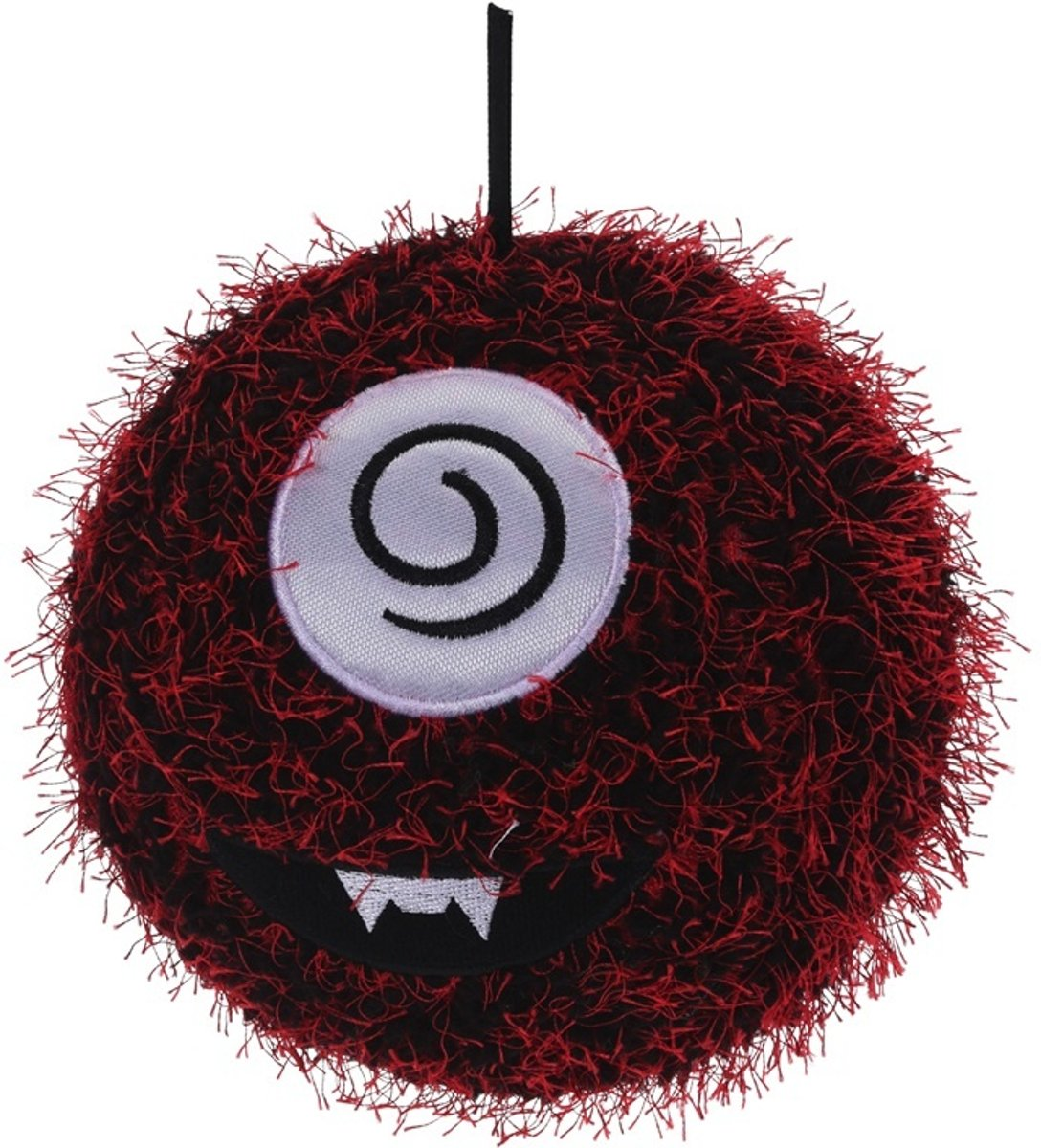 Free And Easy Opblaasbare Monsterbal Rood 15 Cm