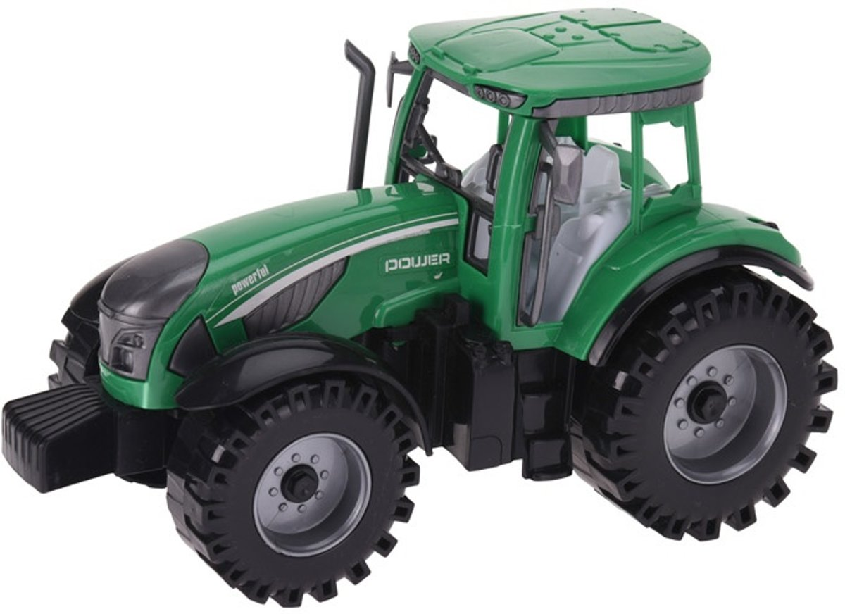 Free And Easy Tractor 22,5 Cm Groen
