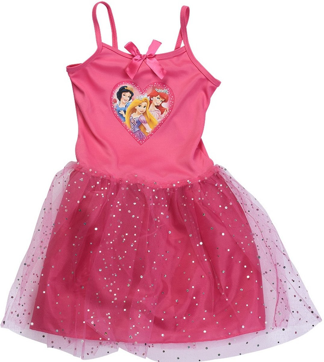 Free And Easy Tutu-jurk Disney Princess Roze Maat 110-116
