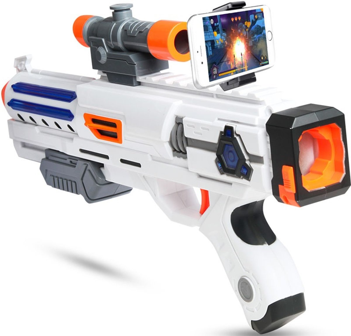 Free And Easy Ar-gun Wireless Met App 20 Cm