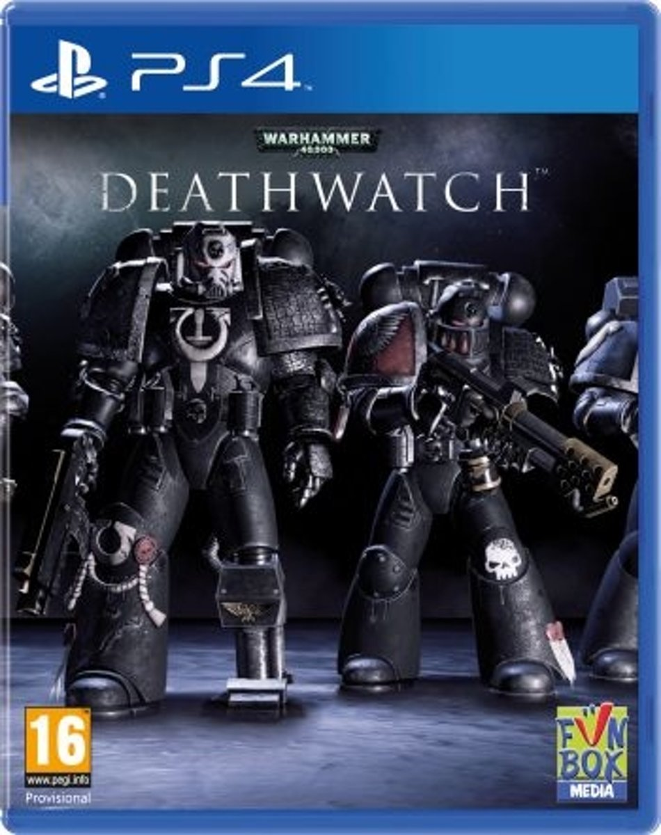 Warhammer 40,000: Deathwatch Basis PlayStation 4 video-game