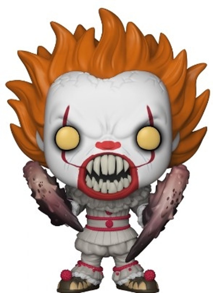 FUNKO Pop! Movies: It - Pennywise with Spider Legs Volwassenen en kinderen Verzamelfiguur