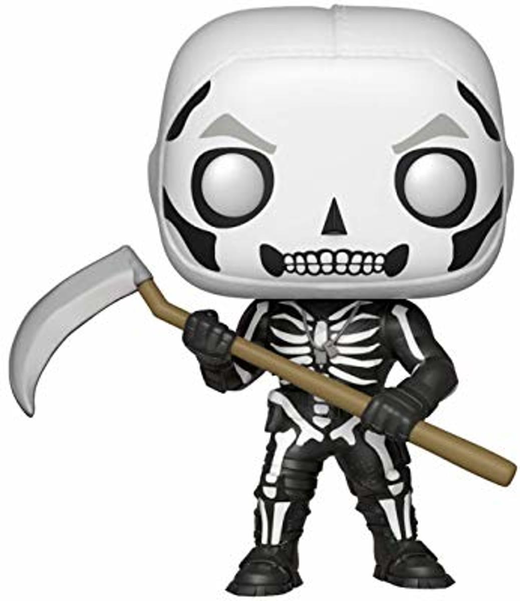 Funko Pop Games Fortnite Skull Trooper