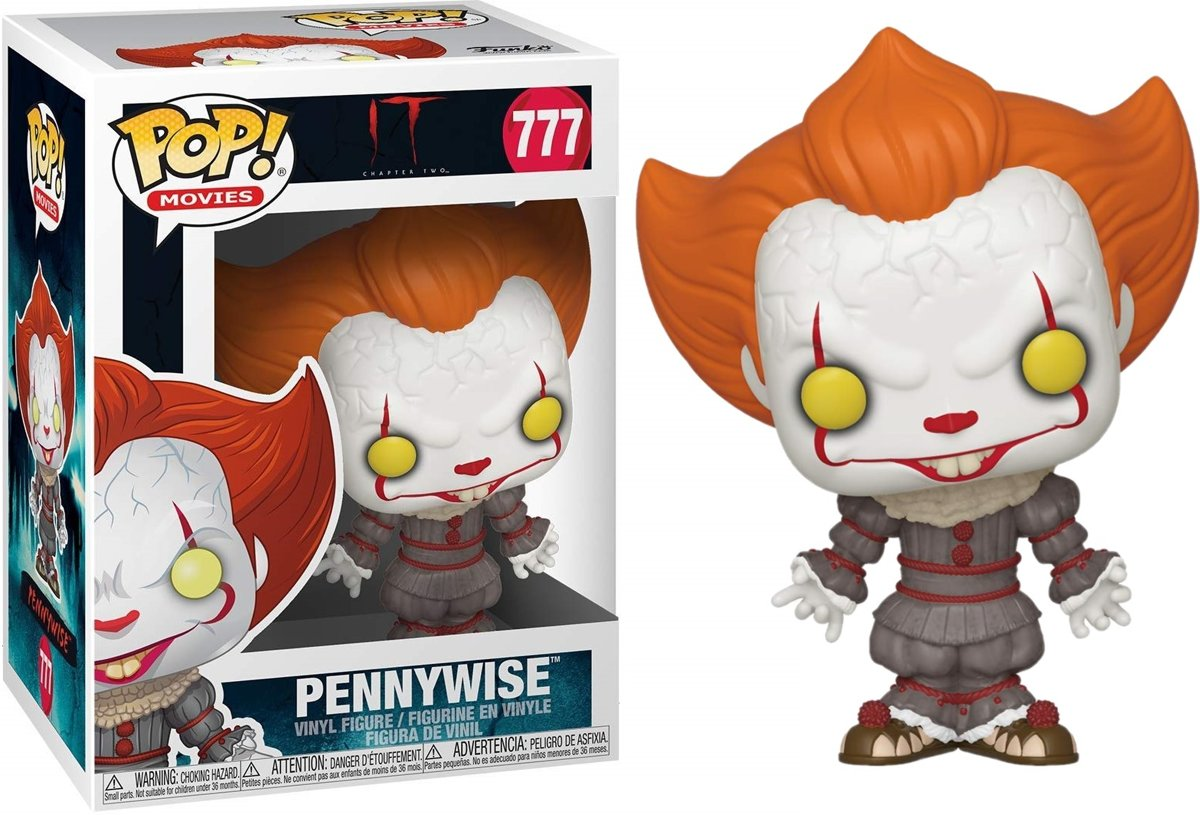 Funko Pop Movies - IT Chapter Two - Pennywise 777