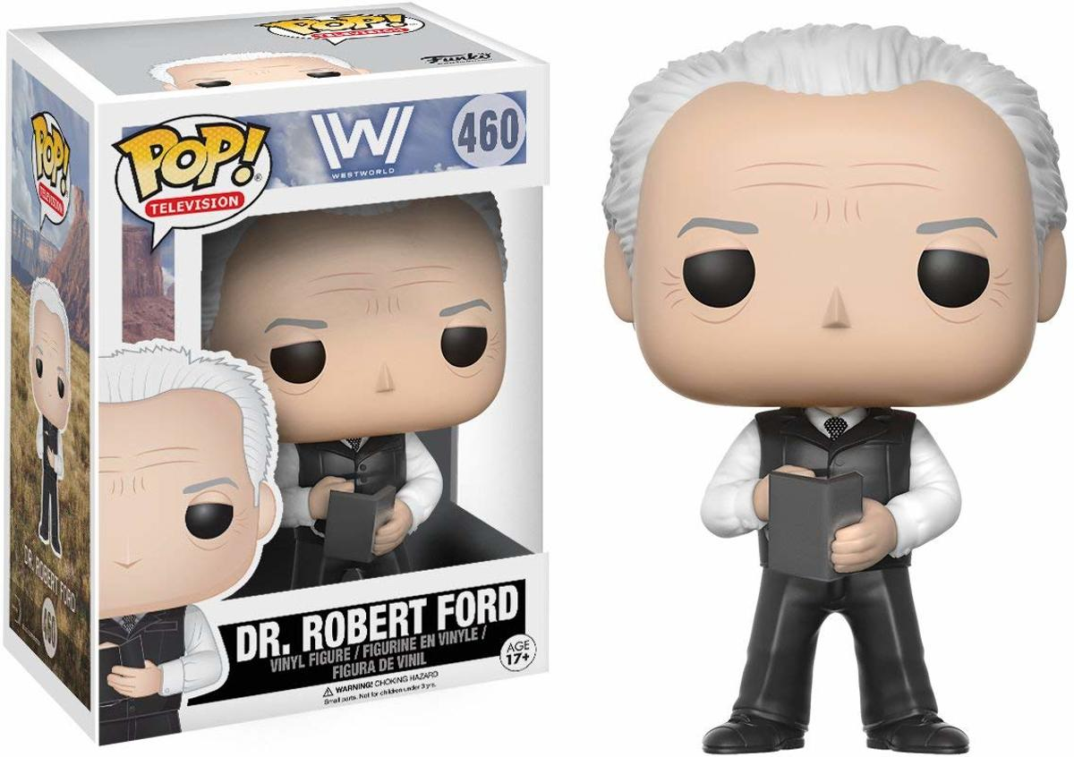 Funko Pop TV Westworld Dr Robert Ford