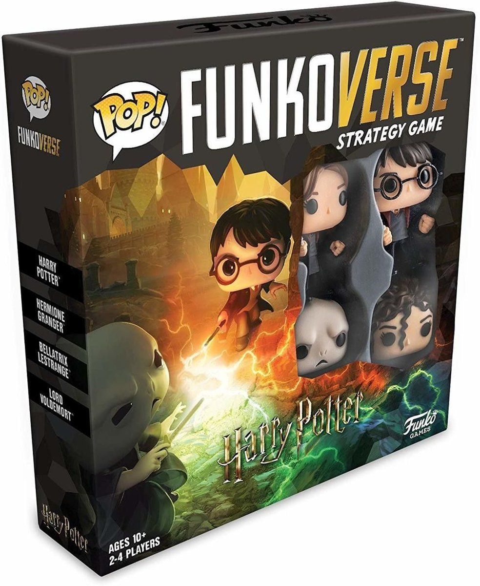 Funkoverse Strategy Game Harry