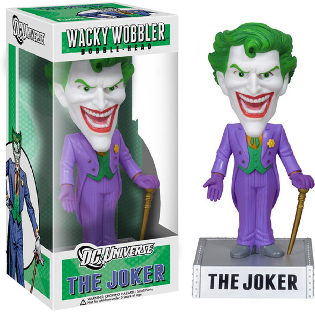 Wacky Wobbler: DC- The Joker