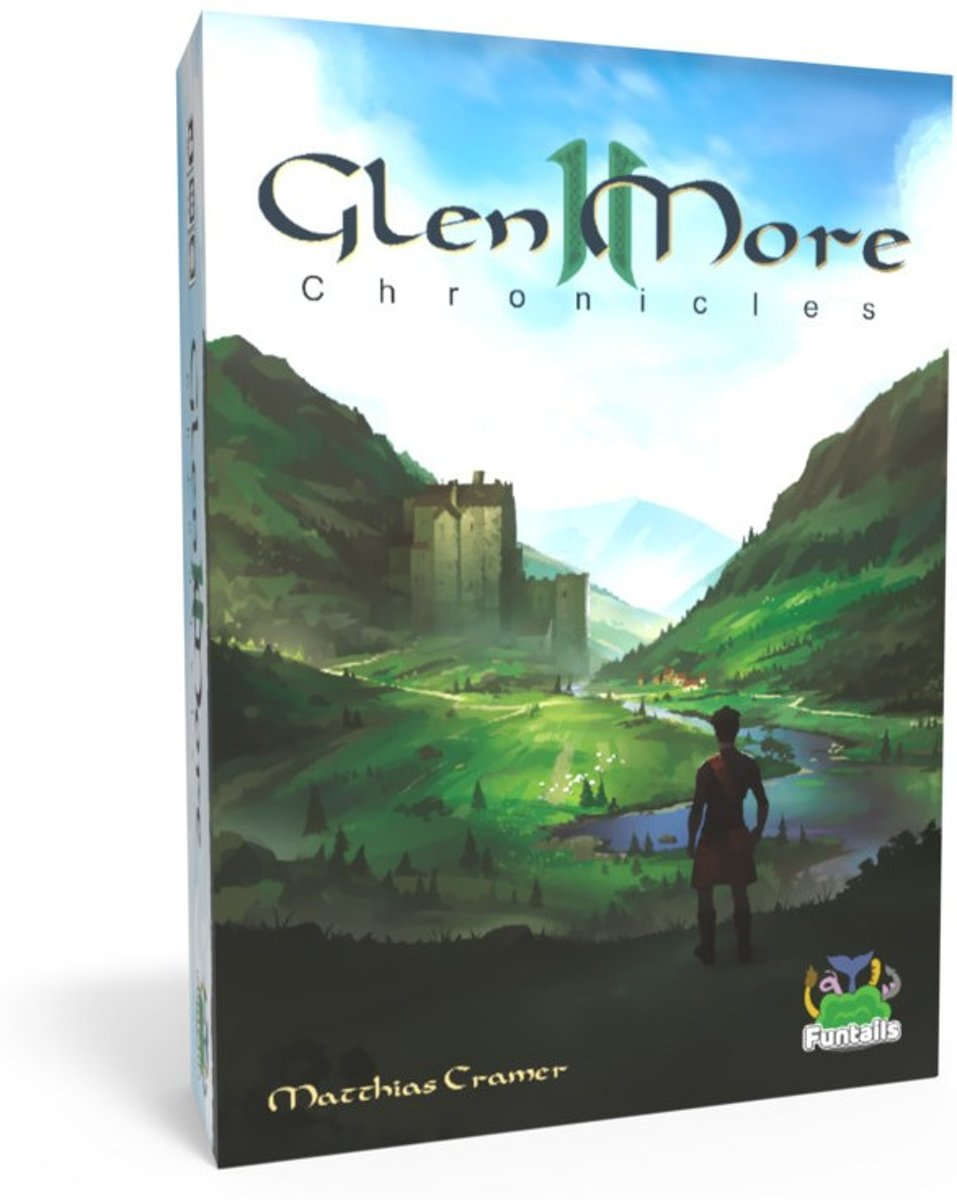 Glen More II - Chronicles (Boardgame)