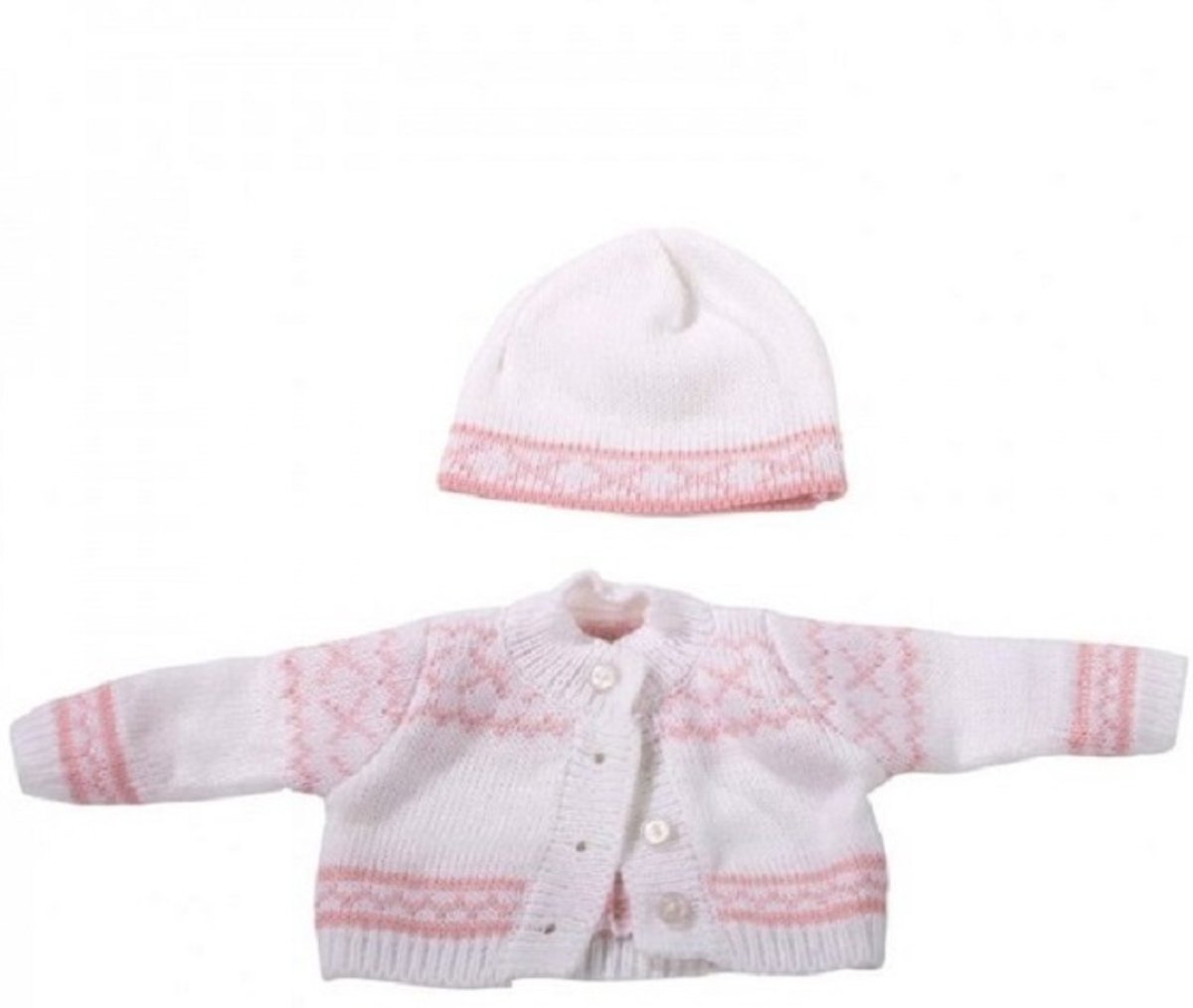 Götz BC Knitted ensemble, Pink Norway