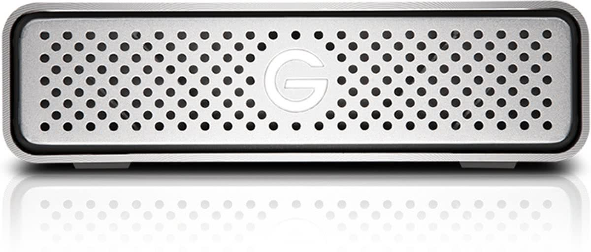 G-Technology G-Drive - Externe harde schijf - 6TB - Zilver
