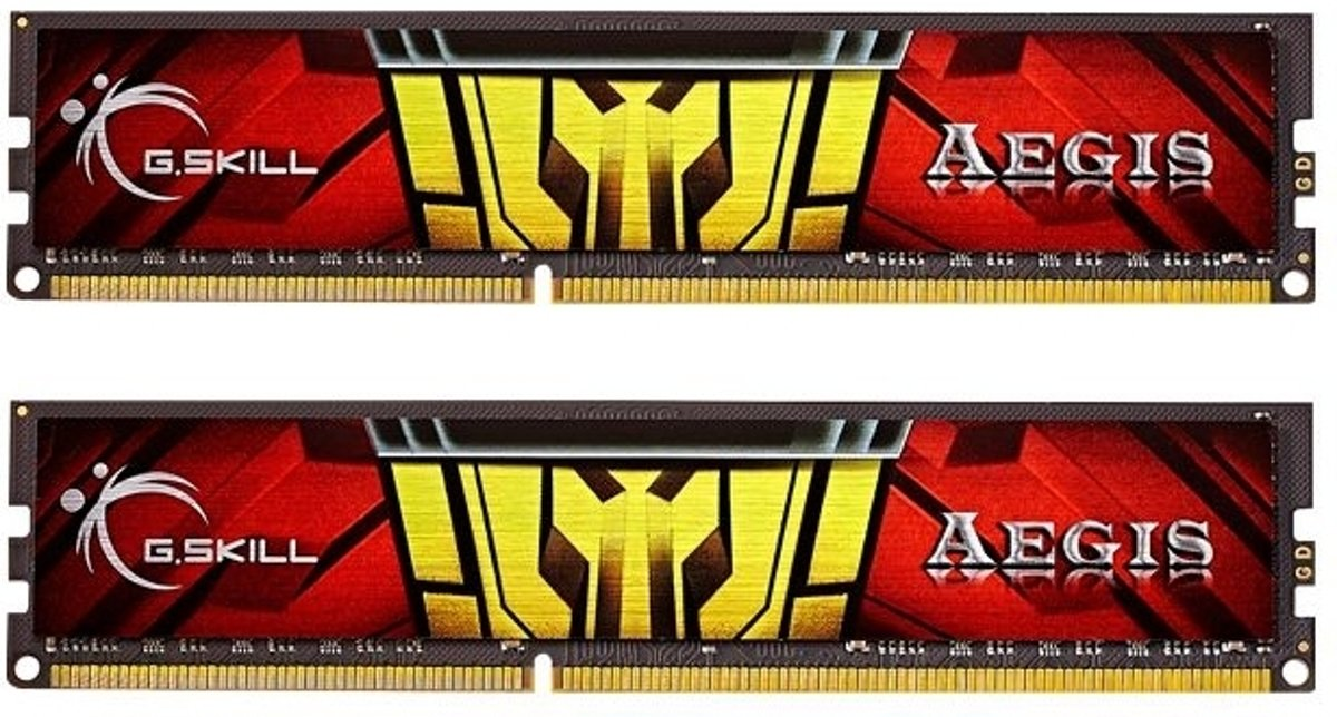 16GB DDR3-1333 geheugenmodule 1333 MHz