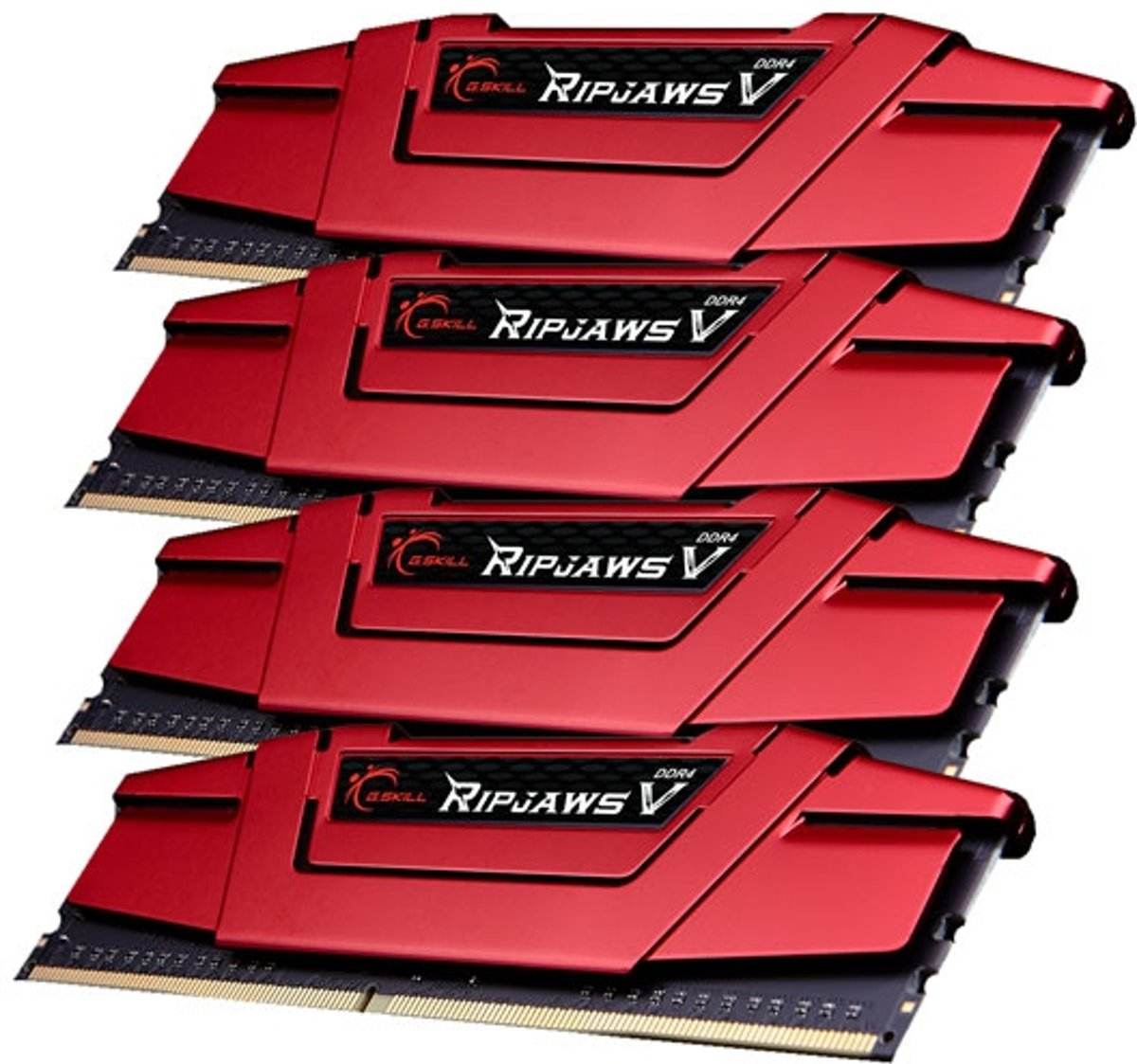 16GB DDR4-2133 geheugenmodule 2133 MHz