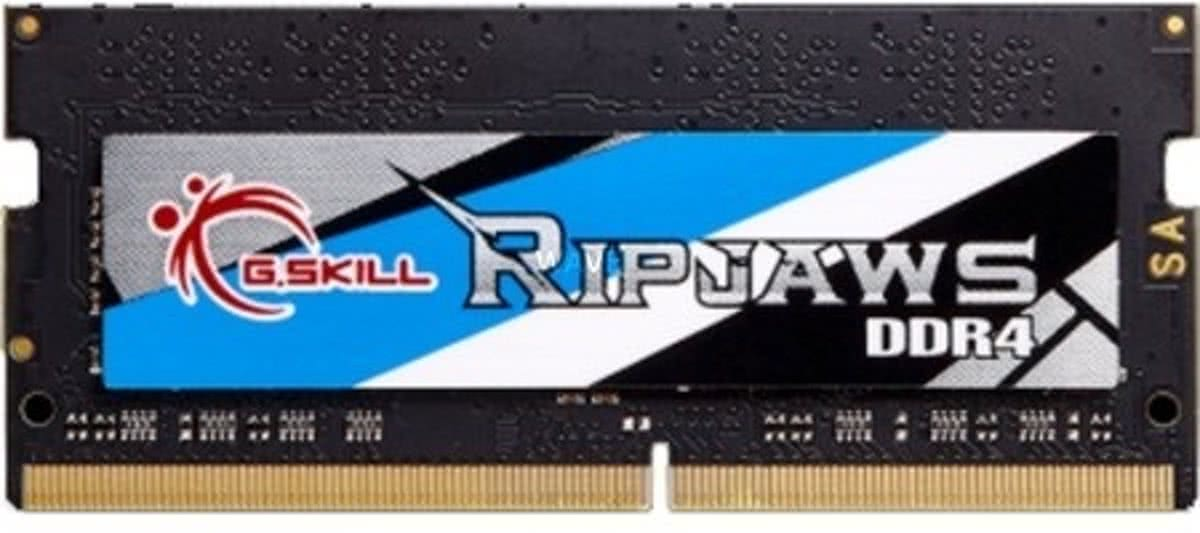 Ripjaws 4GB DDR4 SODIMM 2133MHz (1 x 4 GB)