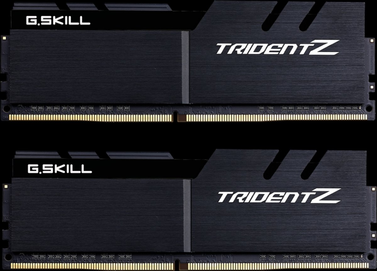 Trident Z 32GB DDR4 2133MHz geheugenmodule