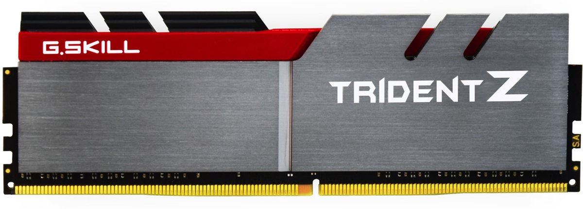 Trident Z geheugenmodule 16 GB DDR4 3333 MHz