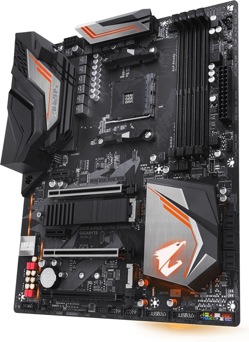 X470 AORUS ULTRA GAMING AM4