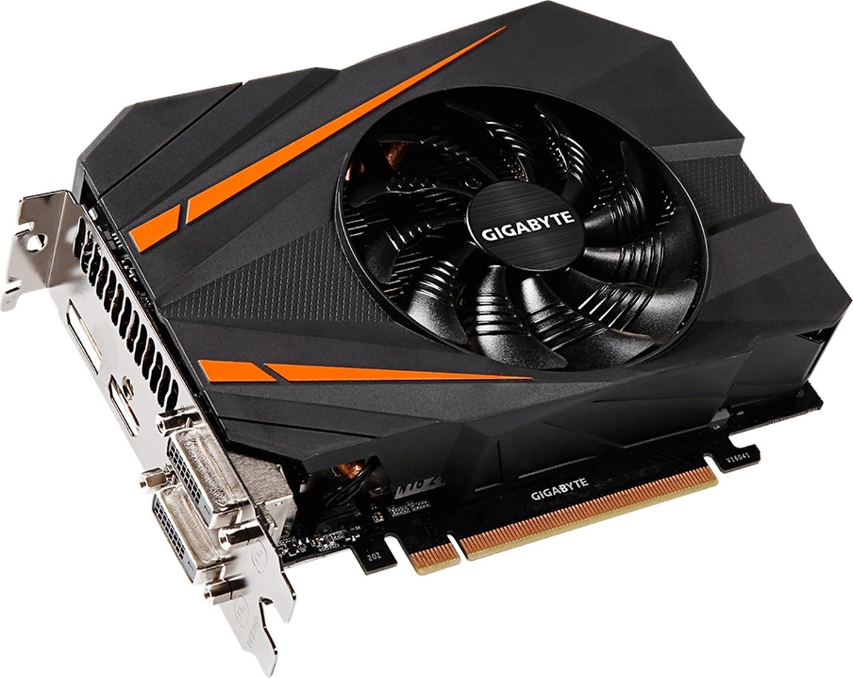 Gigabyte GeForce GTX 1070 8GB Mini ITX OC