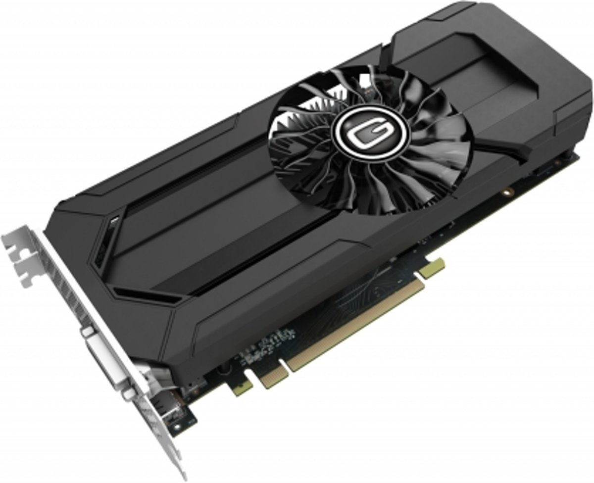 GeForce GTX 1060 6GB Single Fan