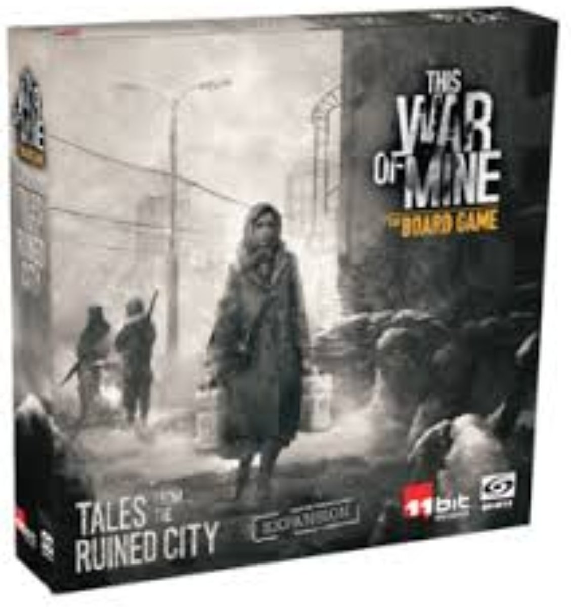 This war of mine  : Tales of the ruined city expansion