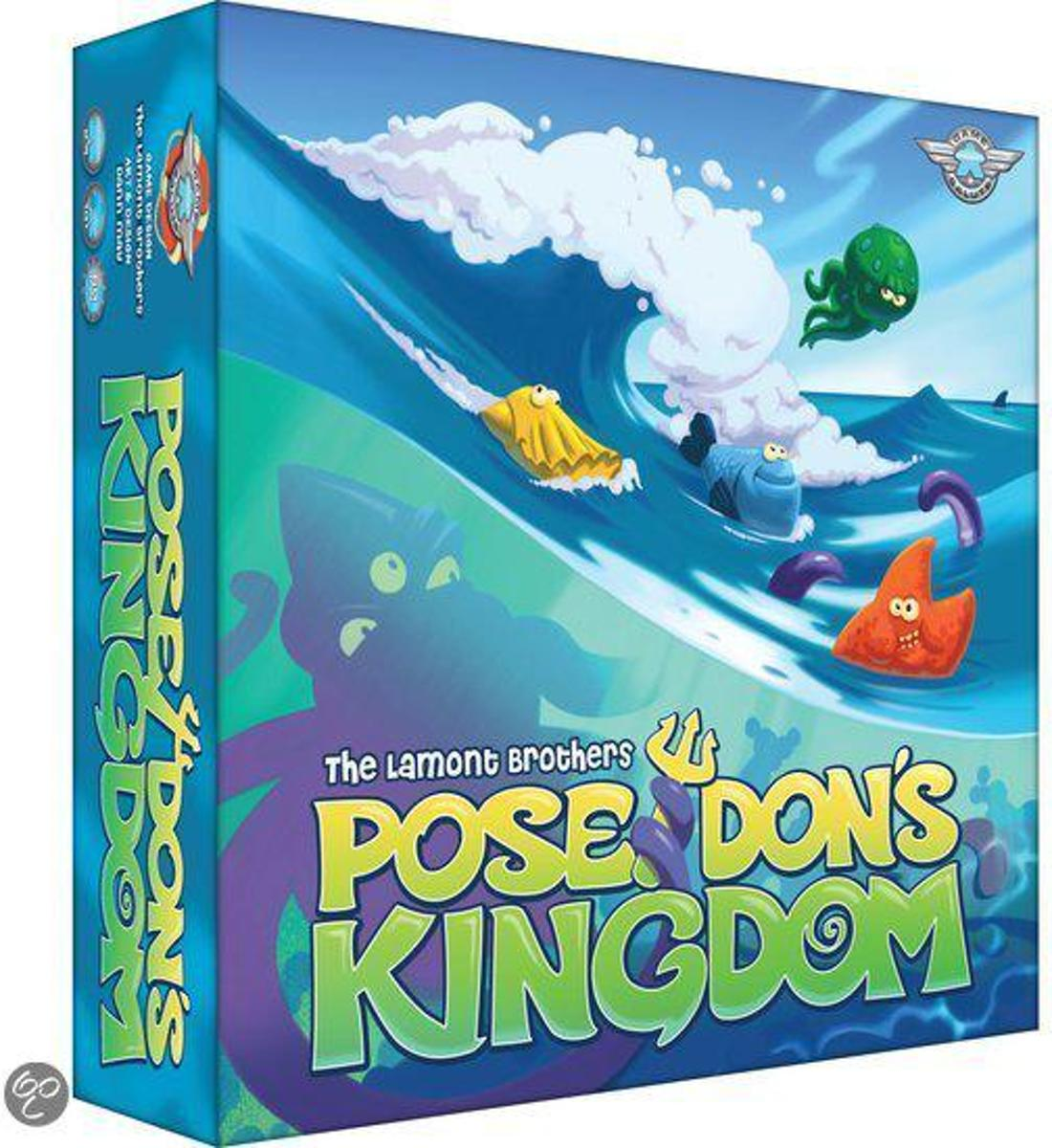 Poseidons Kingdom 2nd Edition