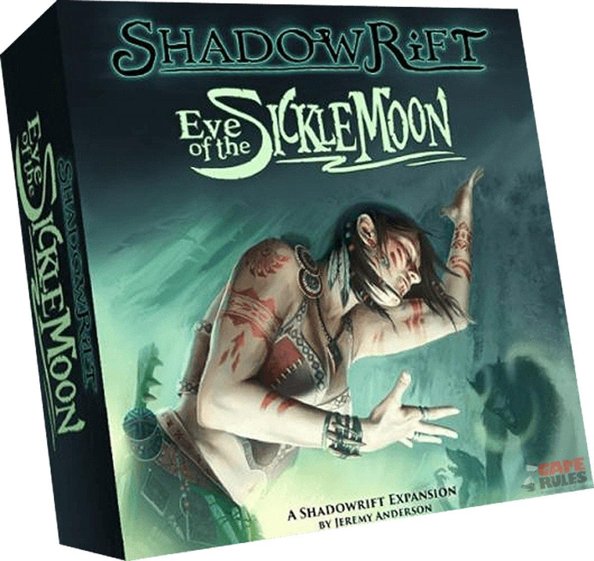 Shadowrift: Eve of the Sickle Moon Uitbreiding (Engelstalig)