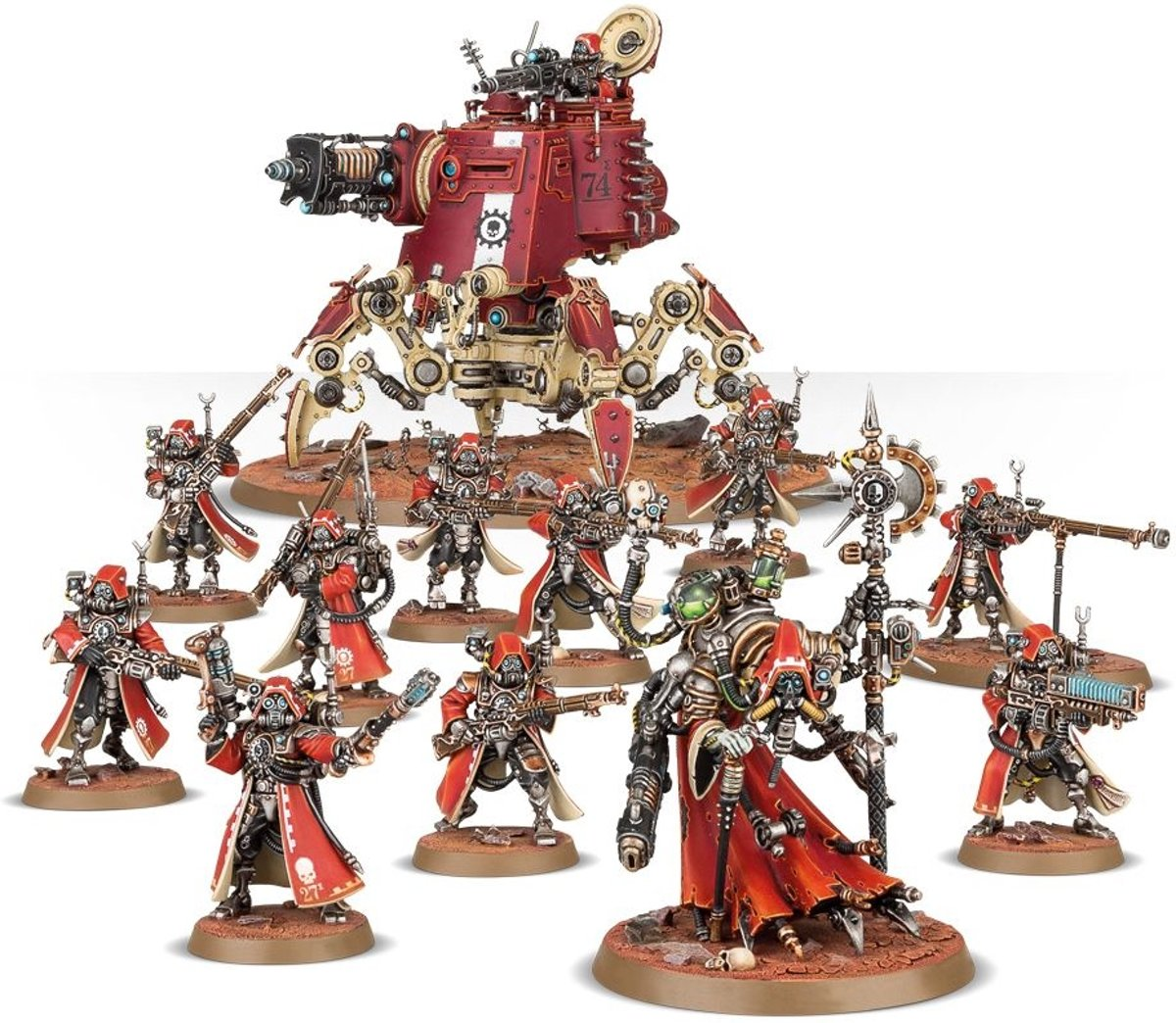 Games Workshop Start Collecting! Skitarii 70-59