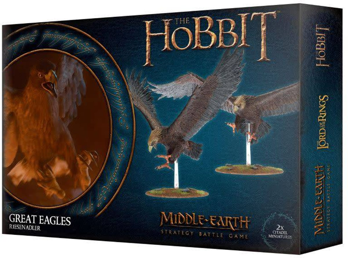 Middle-Earth SBG: Great Eagles