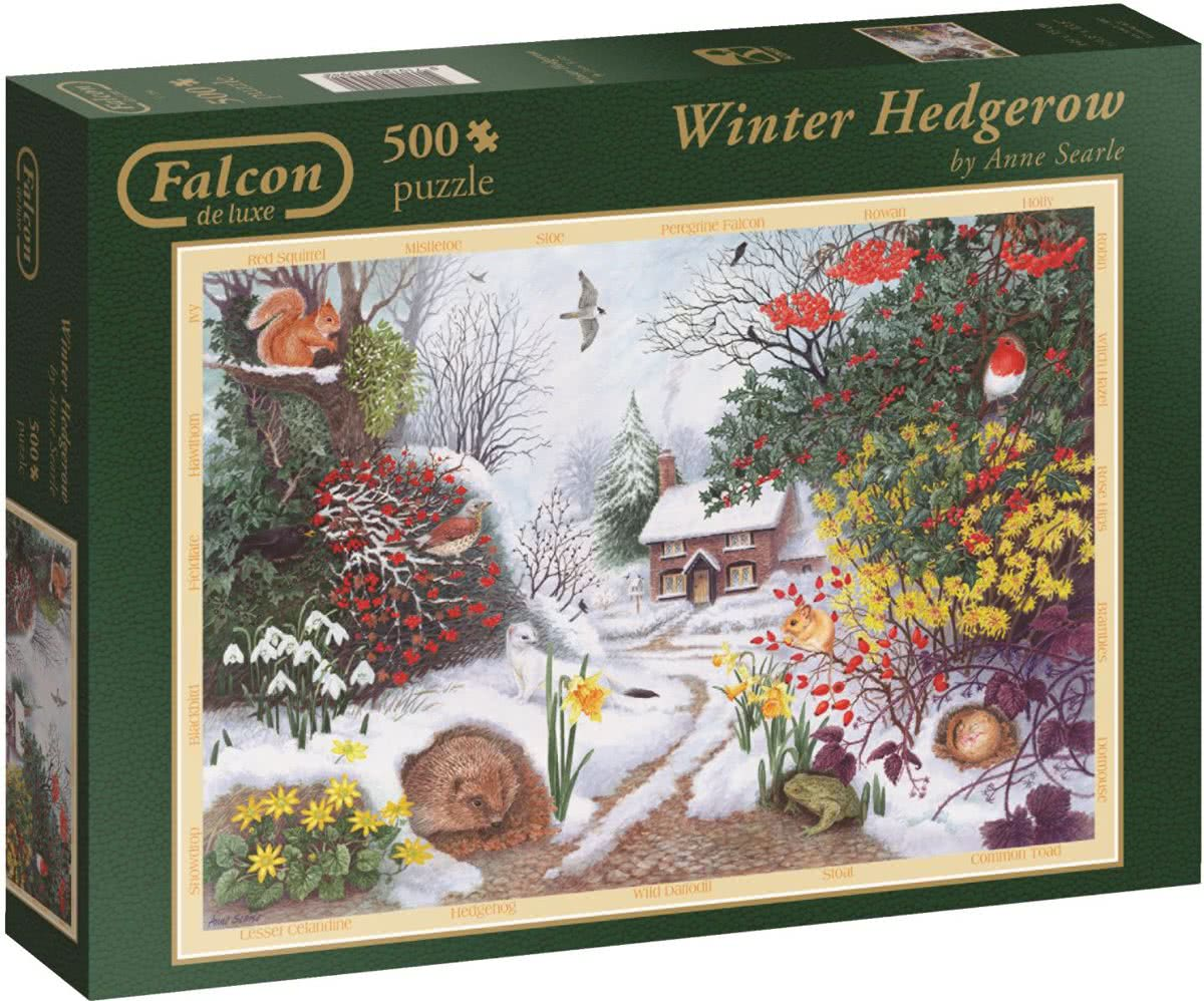 Falcon Winter Hedgerow 500pcs