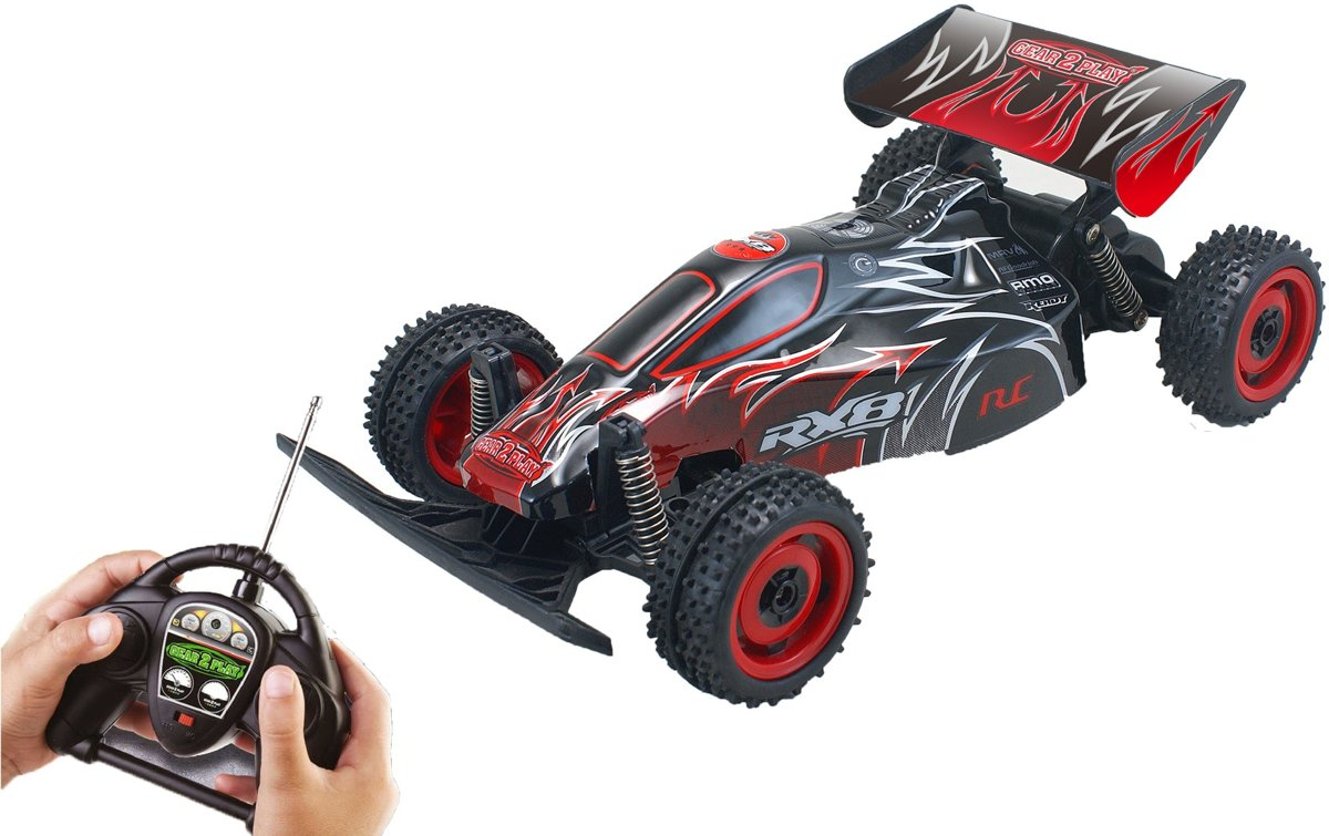 RC Tiger Off-Road Buggy - Bestuurbare Auto