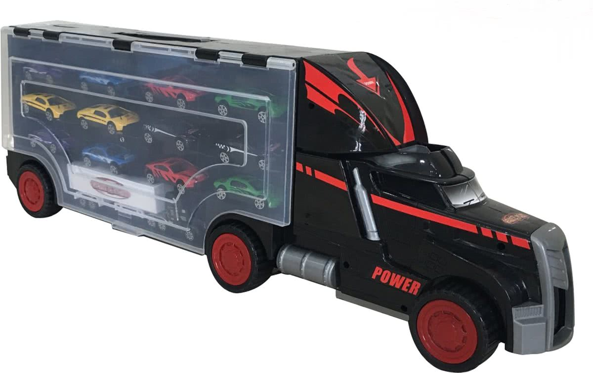 Gear2Play Super Truck met Autos