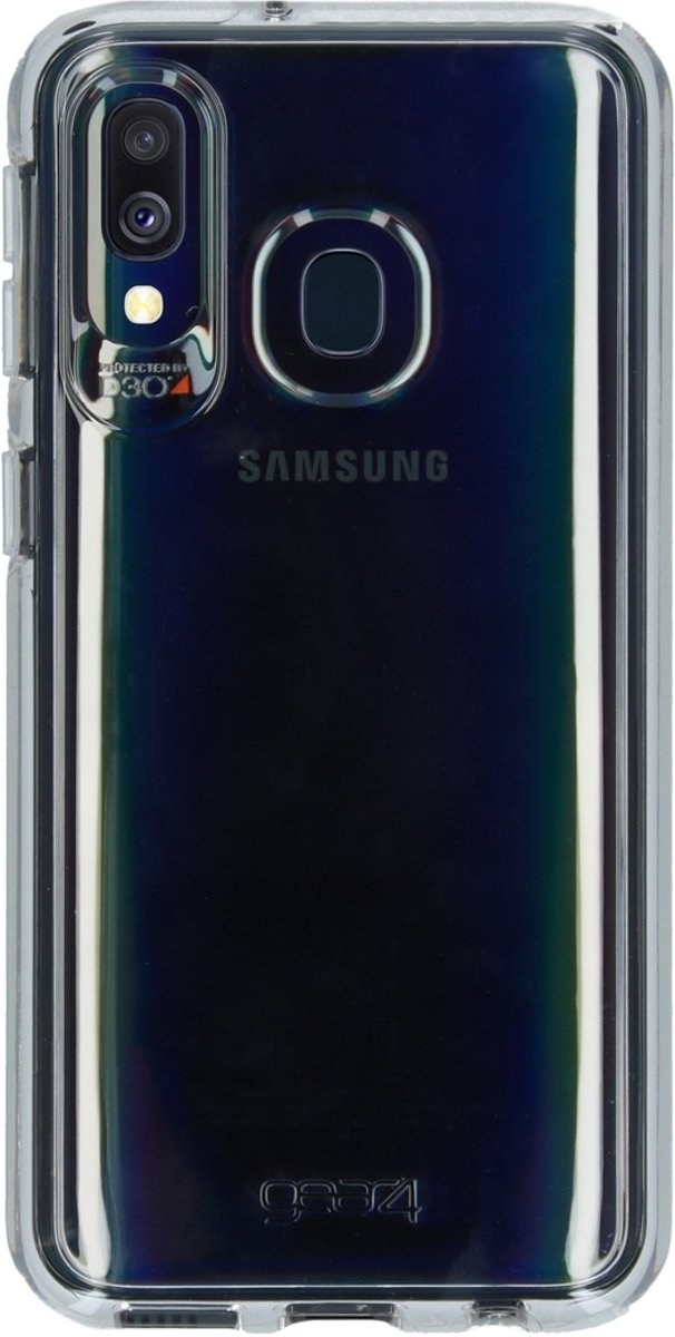 GEAR4 Crystal Palace for Galaxy A40 clear
