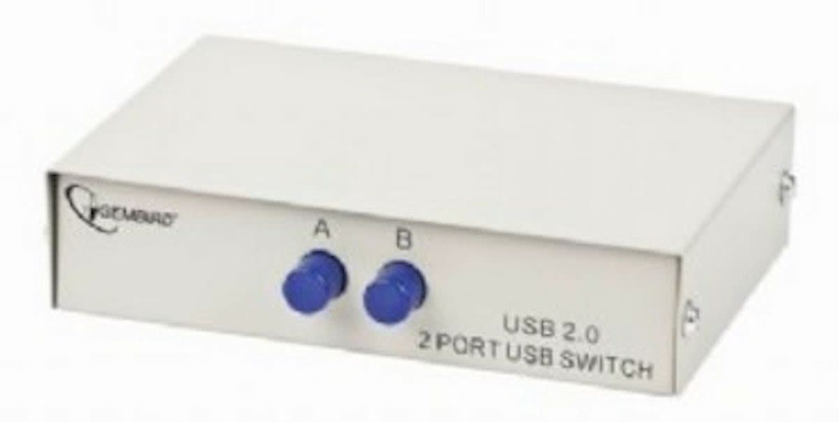 DSU-21 Wit KVM-switch