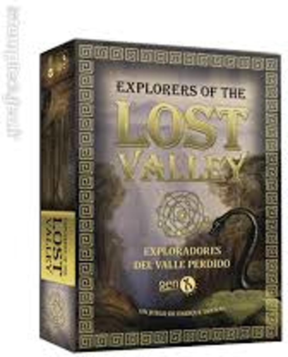 Explorers of the Lost valley