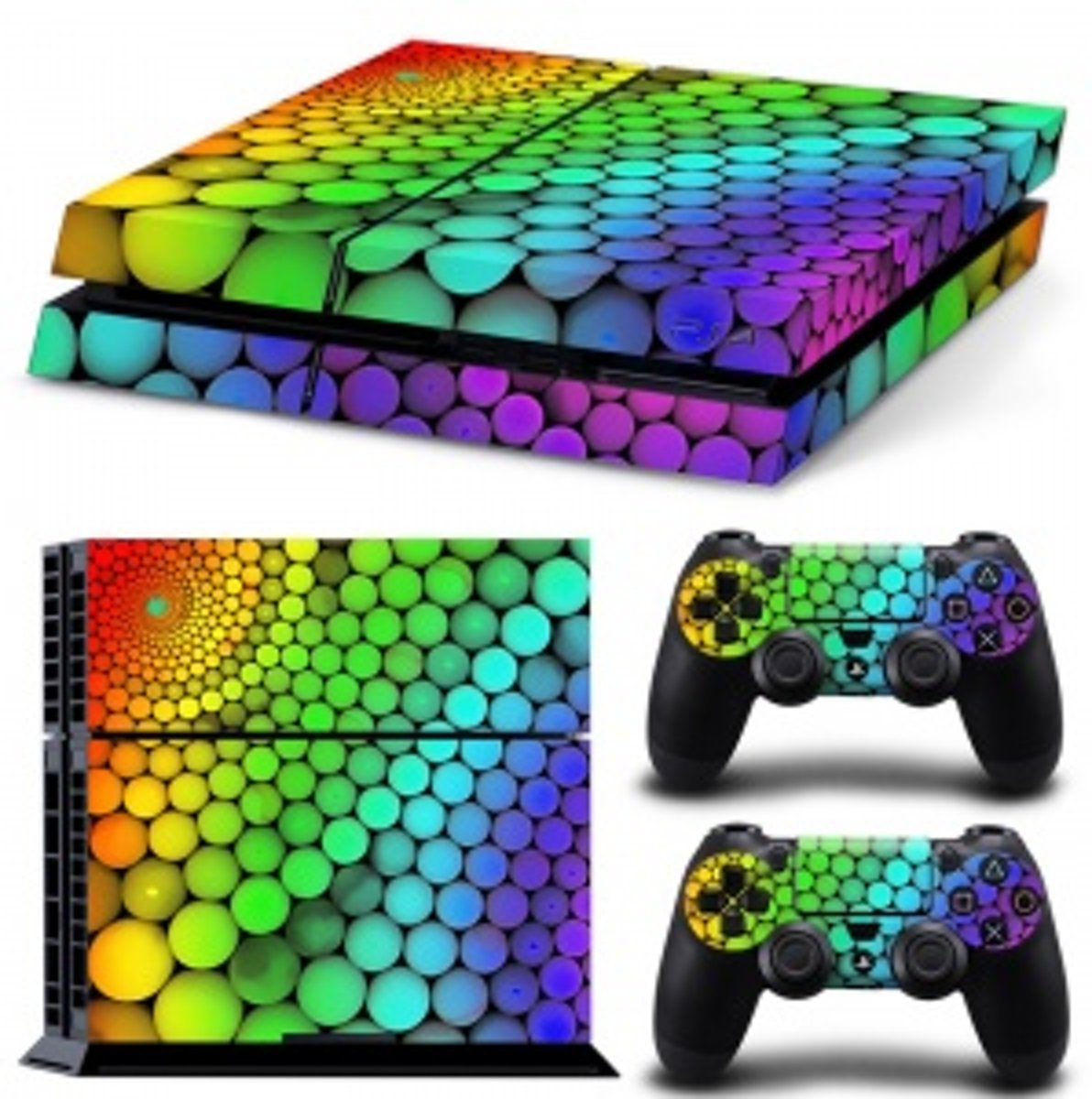 Design Skin Sticker - Playstation 4
